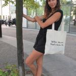 Selfie Tote Bag Sophie