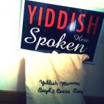 Yiddish Here SPOKEN