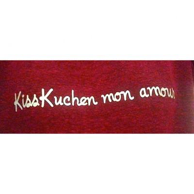 KissKuchen Mon Amour tshirt